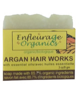 Enfleurage Organics Bar Shampoo Argain Hair Works