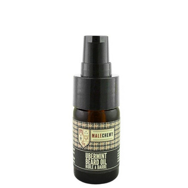 Malechemy by Cocoon Apothecary Ubermint Beard Oil
