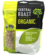 Central Roast Organic Raw Sunflower Seeds