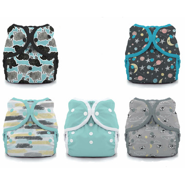 Thirsties Snap Duo Wrap Diaper Package Sweet Dreams Collection