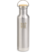 Klean Kanteen Reflect Insulated Stainless Steel Bottle with Bamboo Cap
