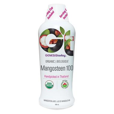 Genesis Today Mangosteen 100