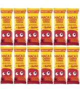 Roobar Maca Cherry Bars Bulk Pack