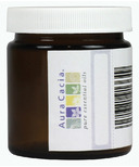 Aura Cacia Amber Glass Jar