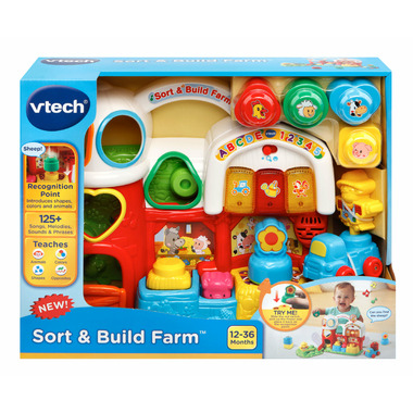 VTech Sort and Build Farm