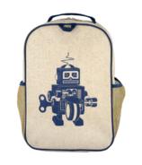 SoYoung Grade School Backpack Blue Robot