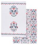 Danica Studio Tea Towel Folklore