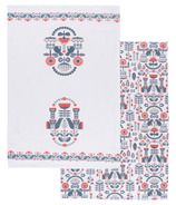 Danica Studio Tea Towel Folklore