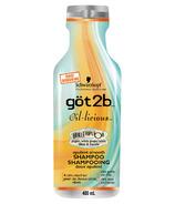 Got2B Oil-Licious Opulent Smooth Shampoo