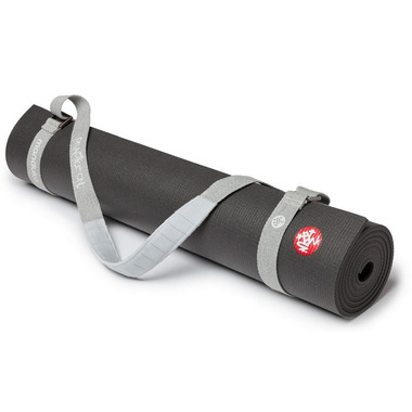 Manduka The Commuter Mat Sling Grey Bliss
