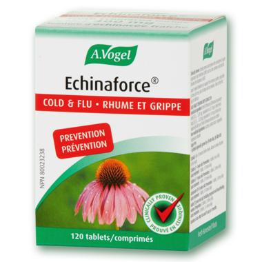 A.Vogel Echinaforce Colds Tablets