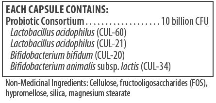 Buy Genestra Hmf Forte Probiotic Formula At Well Ca Free