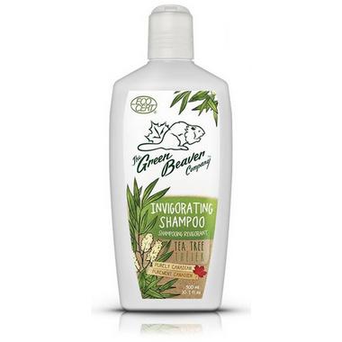 Green Beaver Invigorating Shampoo Tea Tree