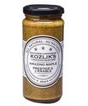 Kozlik's Amazing Maple Mustard