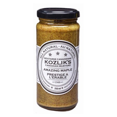 Kozlik\'s Amazing Maple Mustard
