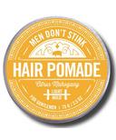 Walton Wood Farm Men Don't Stink Hair Pomade Light