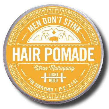 Walton Wood Farm Men Don\'t Stink Hair Pomade Light