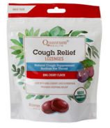 Quantum Organic Cough Relief Bing Cherry