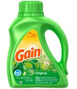 Gain Laundry Detergent Original Scent
