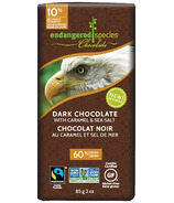 Endangered Species Dark Chocolate with Caramel and Sea Salt