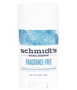 Schmidt's Deodorant Fragrance-Free Deodorant