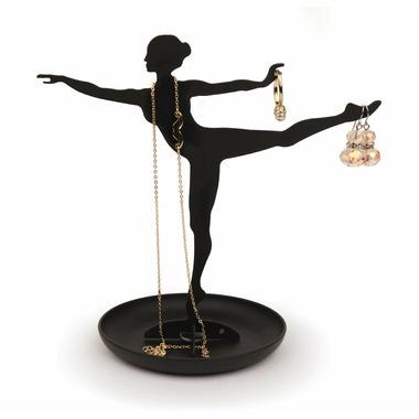 Kikkerland Jewelry Stand Ballerina