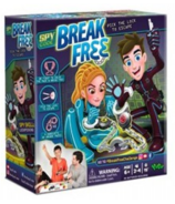 Yulu Break Free Spy Games