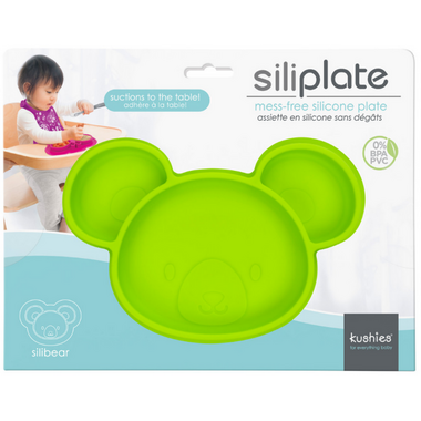 Kushies Siliplate All in One Plate & Placemat