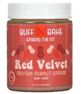 Buff Bake Red Velvet Protein Peanut Spread