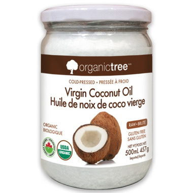 Organic Tree Coconut Oil