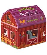 Crocodile Creek Double Fun Puzzle