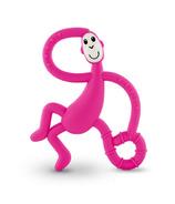 Matchstick Monkey Dancing Monkey Teether Pink