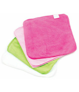 Bumkins Reusable Wipes Girls