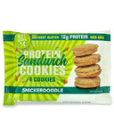 Buff Bake Protein Sandwich Cookies Snickerdoodle Pack of 4
