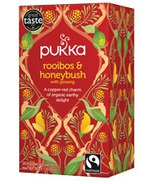 Pukka Rooibos and Honeybush Tea
