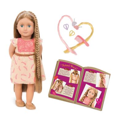 Our Generation Portia Hair Grow Doll Set