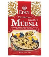 Eden Foods Organic Cinnamon Muesli