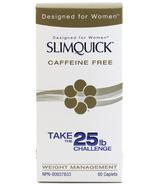 SlimQuick Caffeine Free Weight Management Caplets