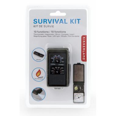 Kikkerland Camping Survival Tool