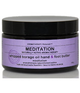 Nuworld Botanicals Meditation Whipped Borage Oil Hand & Foot Butter