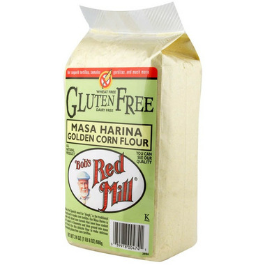 Bob\'s Red Mill Gluten Free Masa Harina Flour