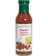 Simply Natural Organic Raspberry Vinaigrette Dressing