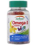 Jamieson Omega-3 Gummies for Kids