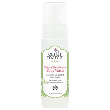 Earth Mama Organics Baby Natural Non-Scents Wash
