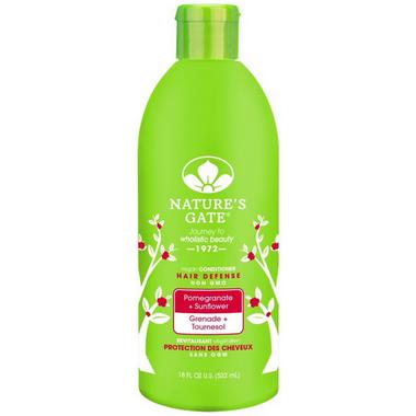 Nature\'s Gate Pomegranate Sunflower Hair Defense Conditioner