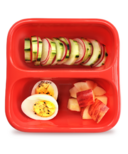 Goodbyn Small Meal Container Red