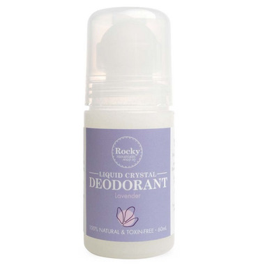 Rocky Mountain Soap Co. Lavender Liquid Crystal Deodorant