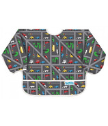 Bumkins Sleeved Bib Traffic