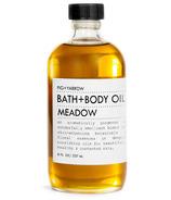 Fig + Yarrow Bath and Body Oil Meadow