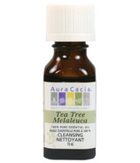 Aura Cacia Tea Tree Essential Oil
